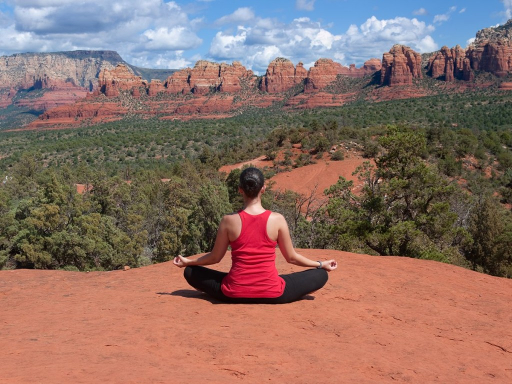 Sedona Women's retreat