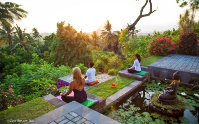 10 Reasons To Go On A Women's Yoga Retreat